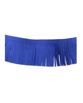 Antelina flecos 60 mm azulón.