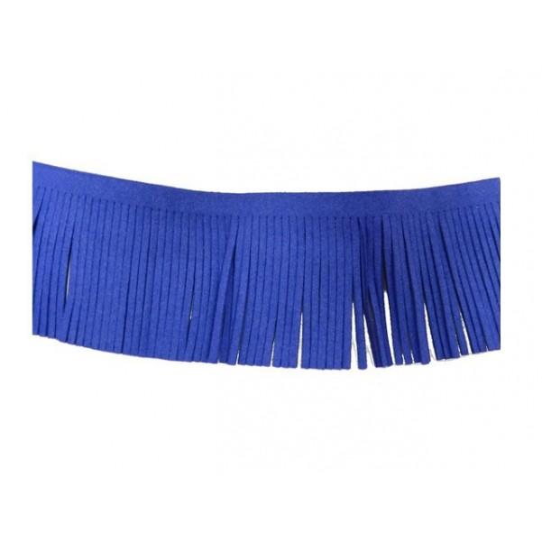 Antelina flecos 60mm azul