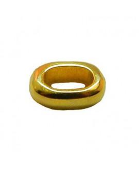 Rondel ovalado.+Baños