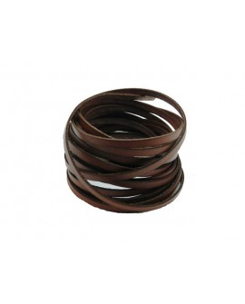 Lato 5 mm marrón