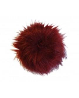 Pompón de pelo ecológico.+Colores