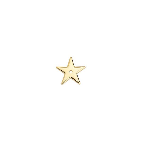 Estrella 18*18mm Ø1,7