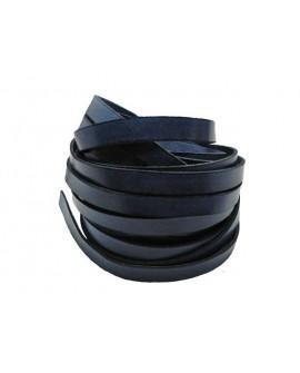 Lato 10 mm azul marino