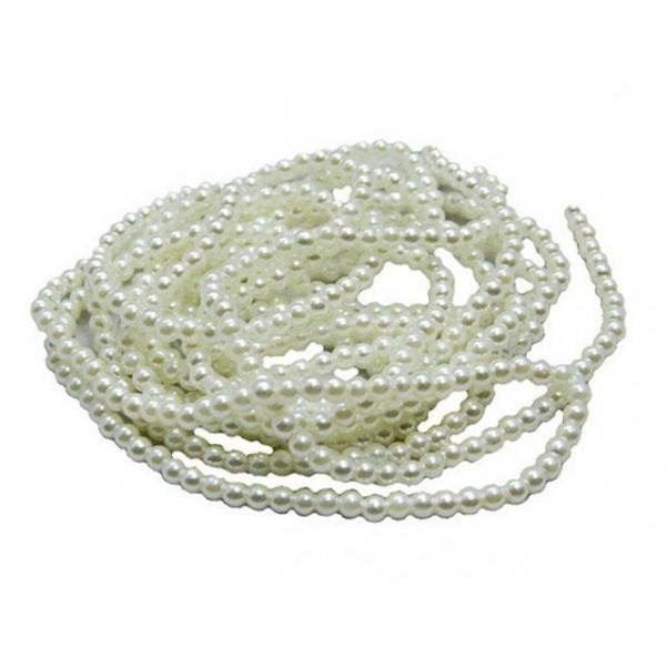 Perla redonda 4mm