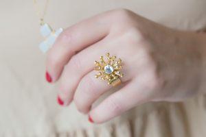 anillo-fornitura-flor-strass.