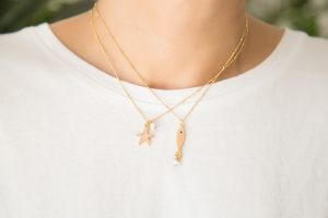 gargantillas-minimalistas-solitarios-estrella-de-mar-pez-esmaltado-cadena-finita-bisuteria-personalizada-