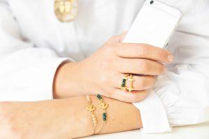 pulsera-conector-hoja-zamak-dorado-crista-facetado-4mm-colores-bisuteria-personalizada-abalorios3