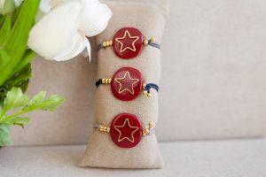 pulseras-goma-elastica-2mm-resina-estrella-hazlo-tu-misma-bisuteria-personalizada-siempre-hacia-adelante